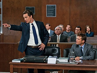 A good lawyer can acquit you of anything...