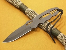 Add 550 cord for a great survival tool.