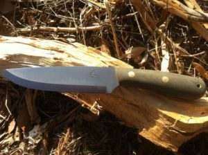 The Pathfinder 1 is a great survival knife.
