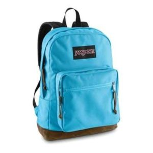The classic Jansport backpack.