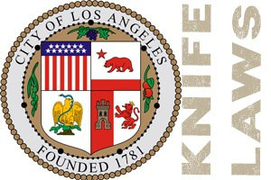 Los Angeles knife law