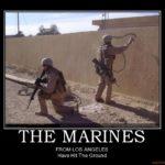 marine joke poster
