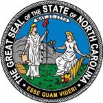 The Great Seal of the State O North Carolina