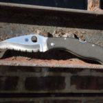 is a knife a good self defense