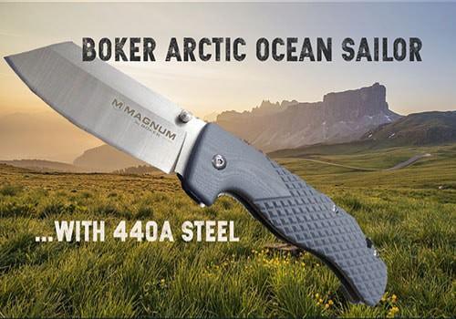 Boker knife