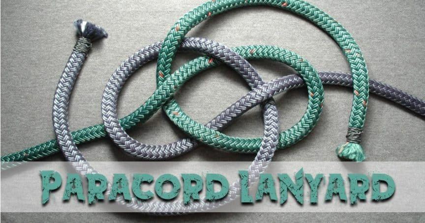 paracord lanyard