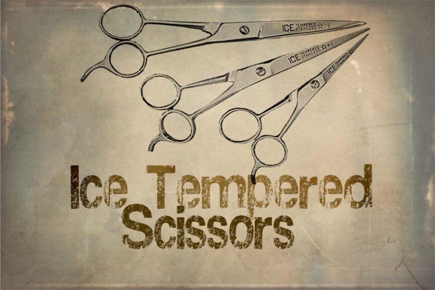ice tempered scissors
