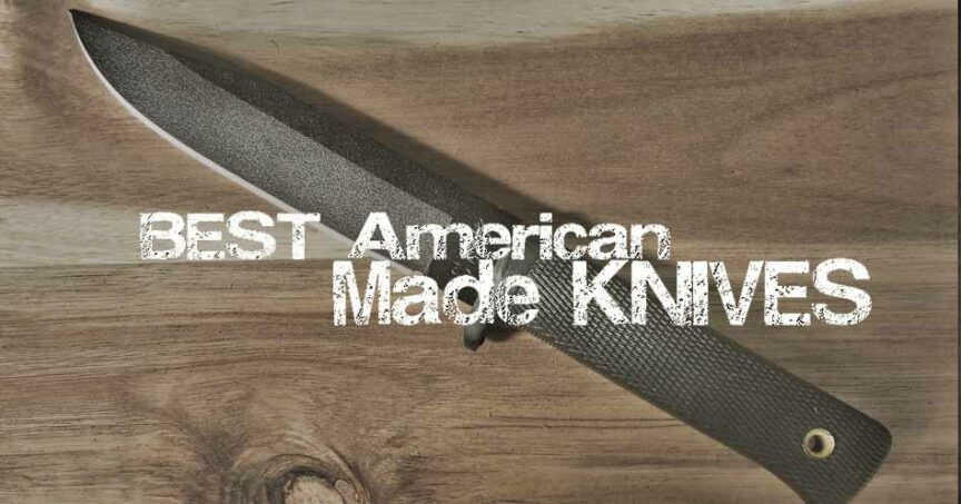 american made knives