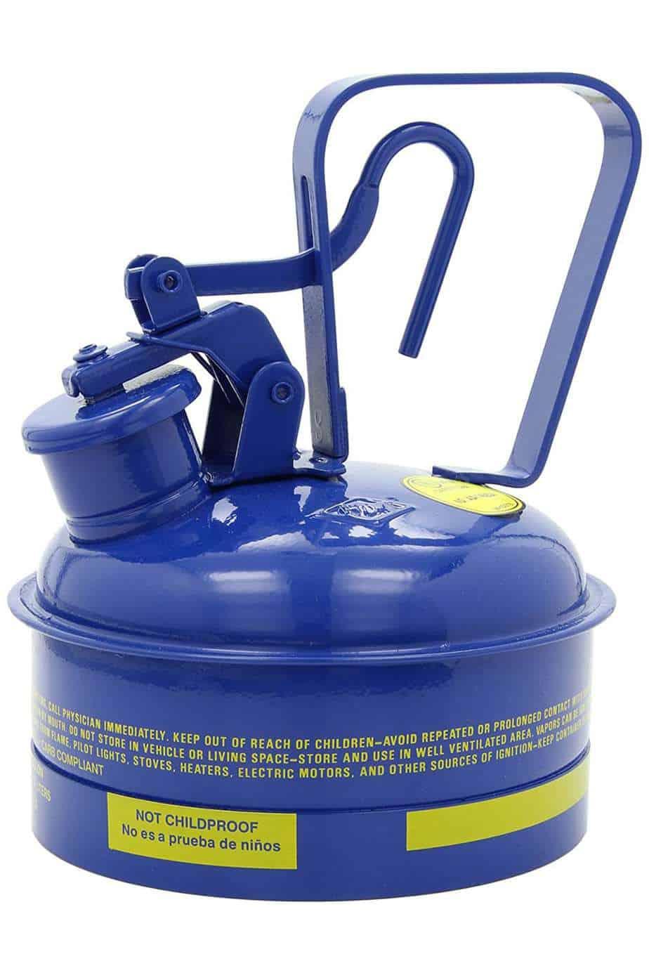 Storing Kerosene for Emergency Purposes - Knife Up