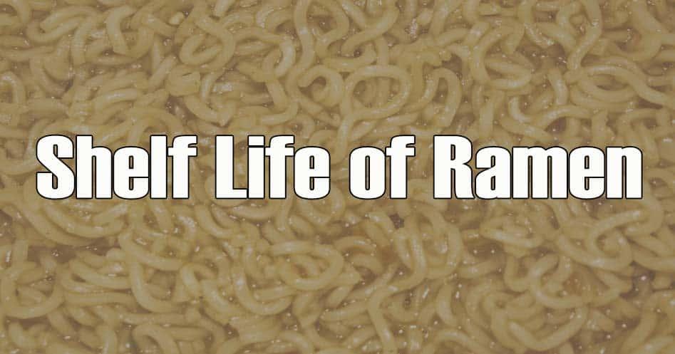 Ramen Exposed: Does Ramen Expire?