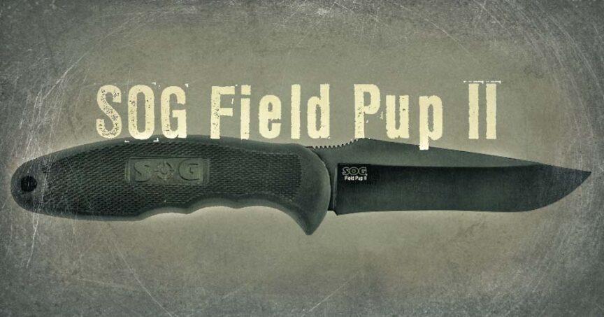 SOG field pup 2