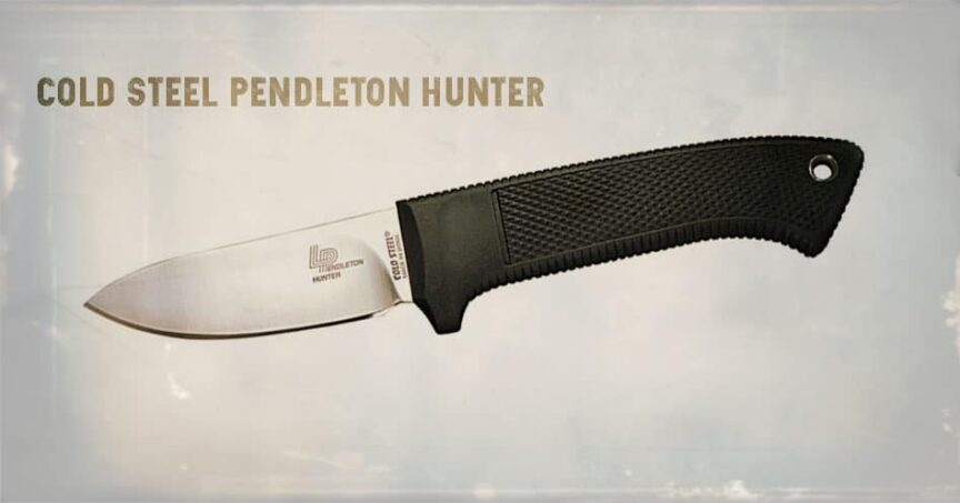 cold steel pendleton hunter