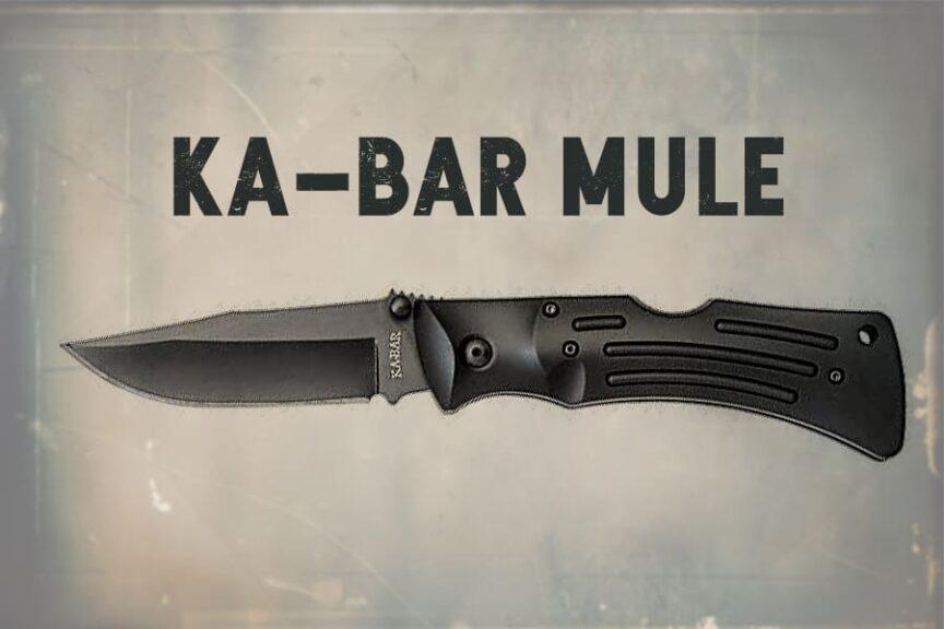 ka bar mule