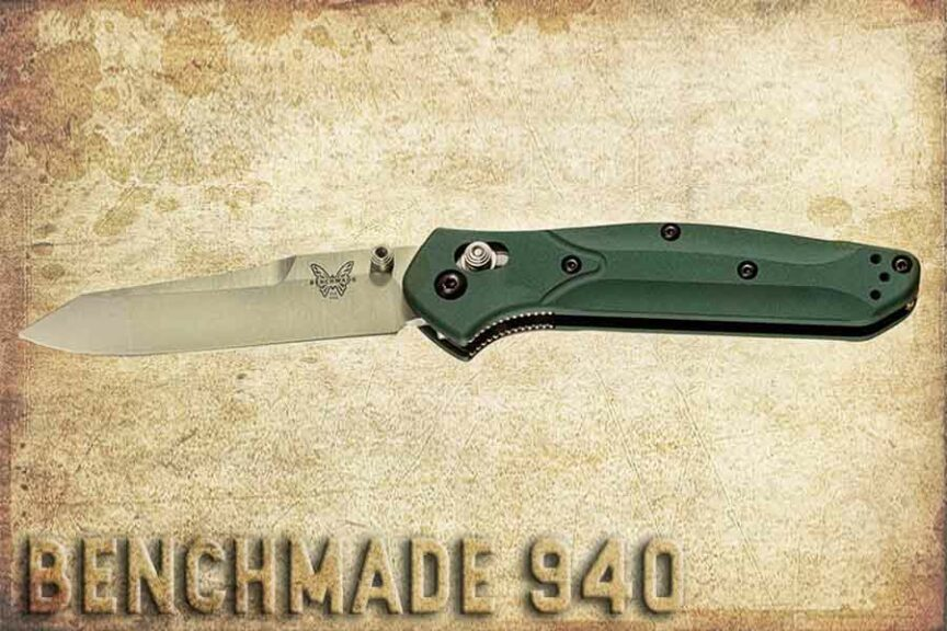 benchmade 940 feature