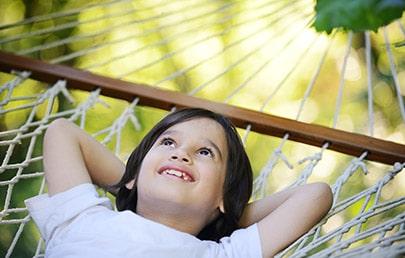 hammock-kid