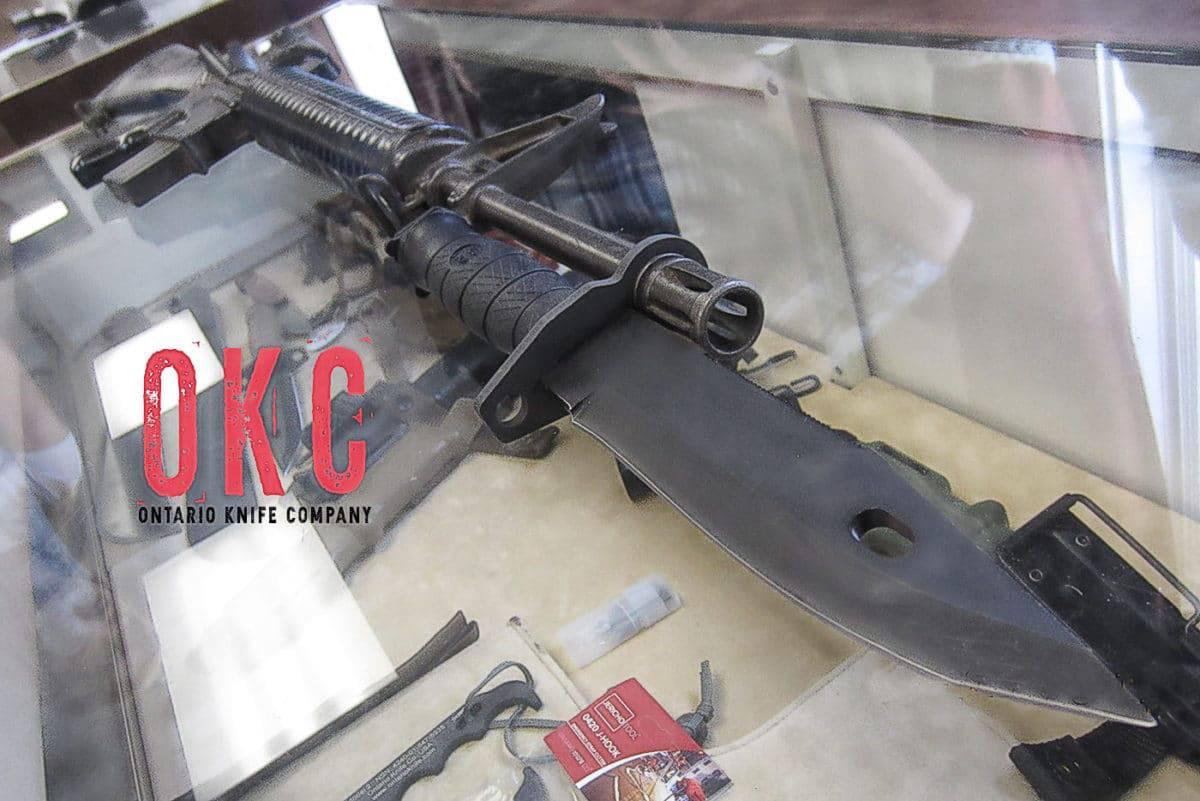 ontario knife company bayonet
