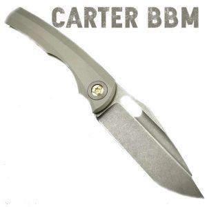 Carter BBM knife