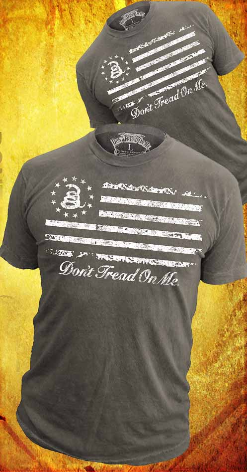 03d392de8 Don't Tread on Me – What It Means Today - Knife Up