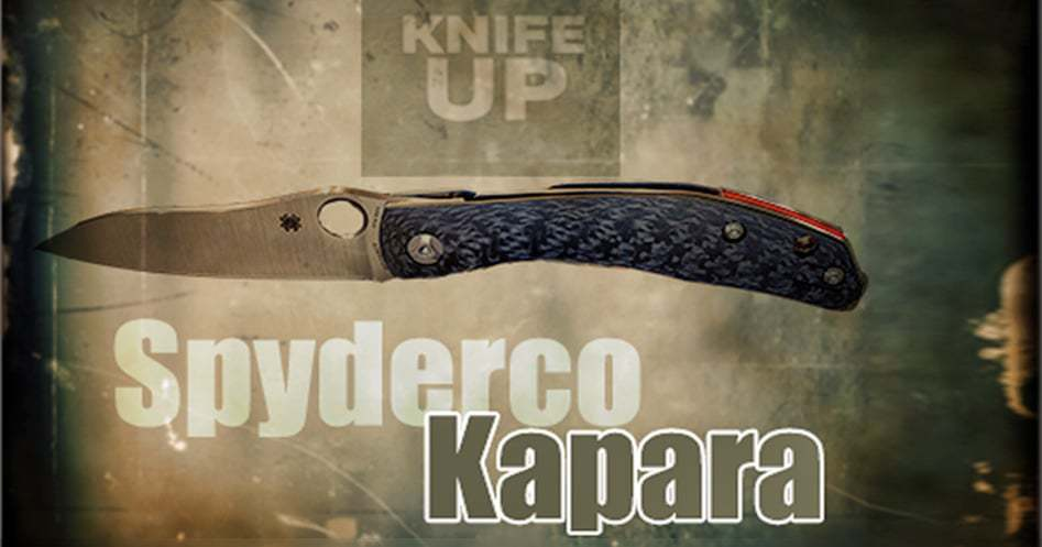 Spyderco Kapara Review