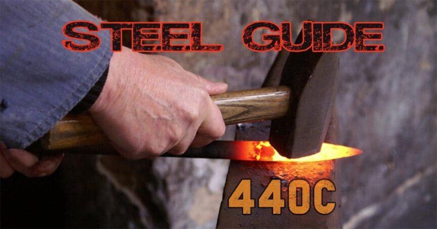 440C knife steel
