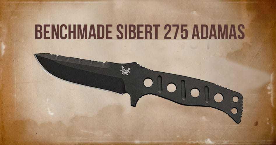 Benchmade Sibert 275 Adamas