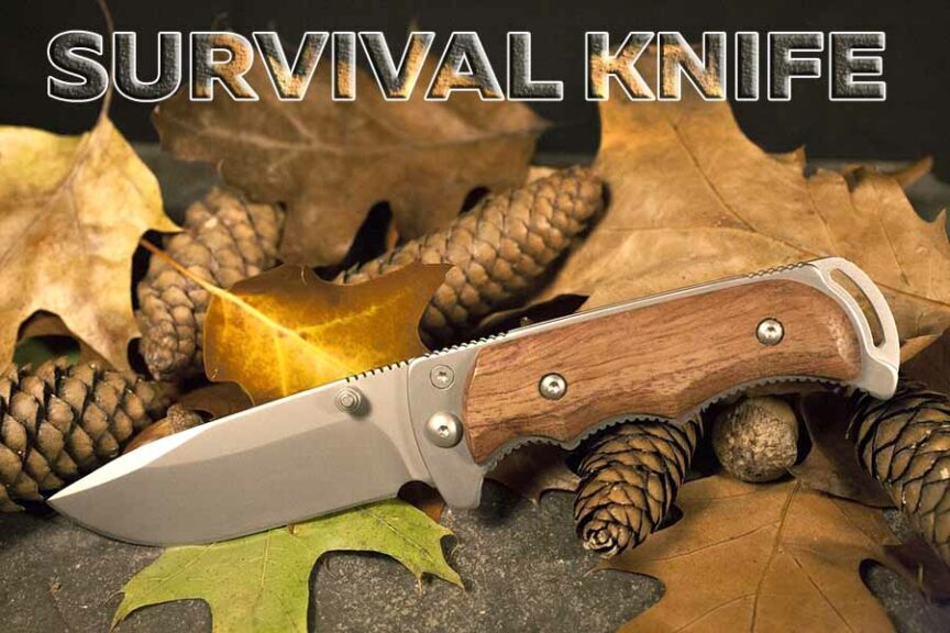 Best Outdoor Knives 2019 Best Survival Knife   Knife Up