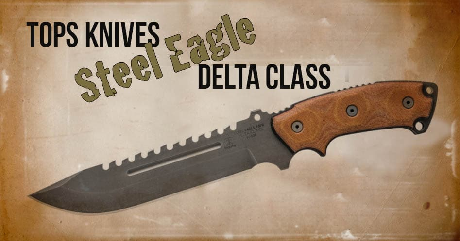 Top Knives Steel Eagle