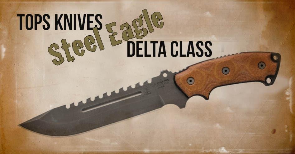 Top Knives Steel Eagle