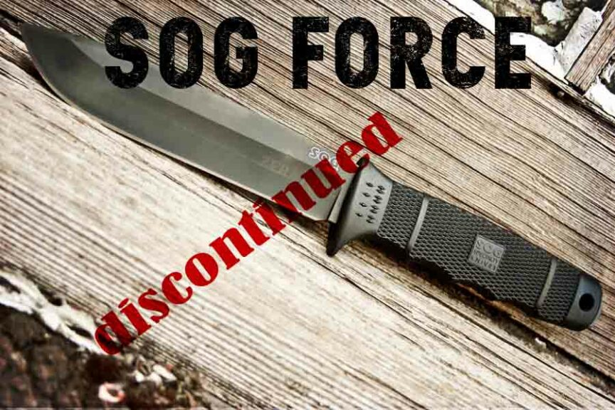 sog force discontinued