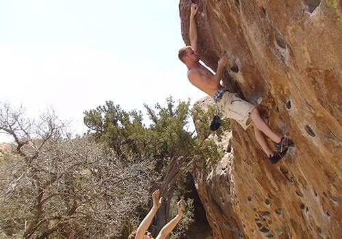 The Beginner's Guide to Bouldering
