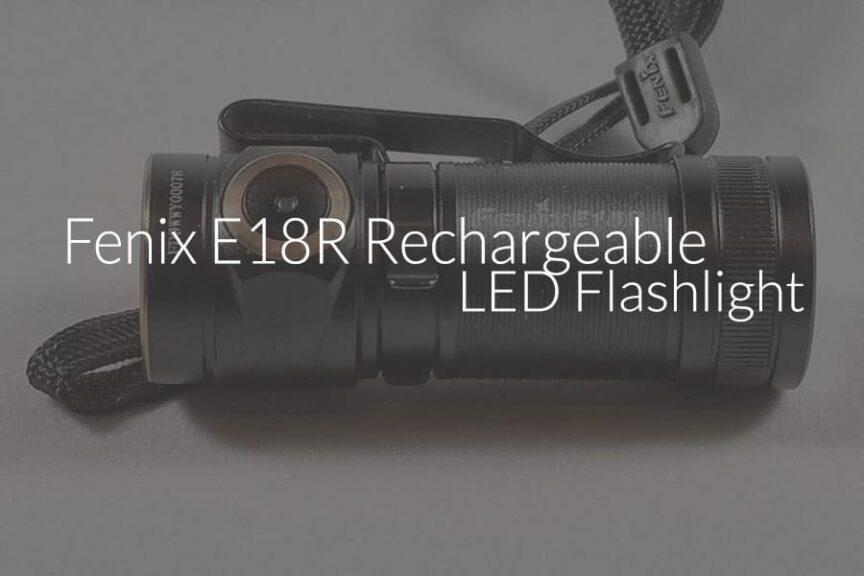 Fenix flashlight