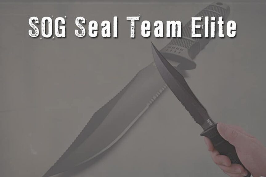 SOG seal team elite