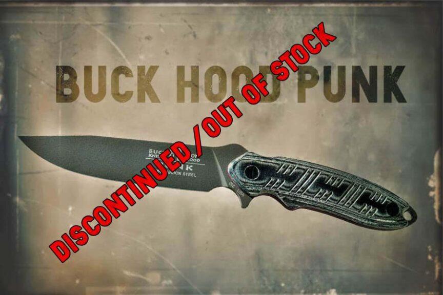 Hood Punk discontinued