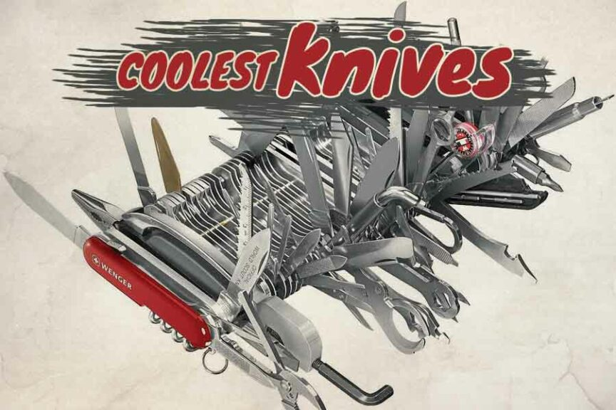 cool knives feature