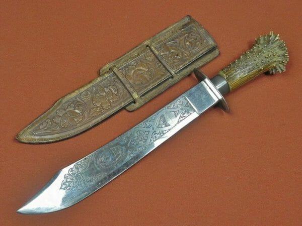 spanish hunting knife