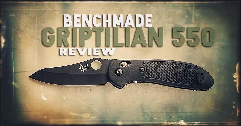 Benchmade Griptilian 550BKHG Review