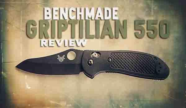 benchmade griptilian feature