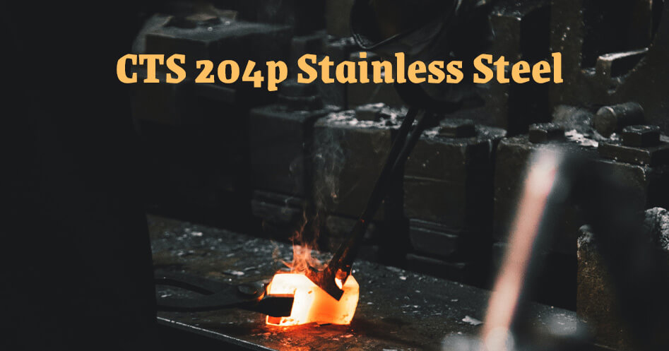 CTS 204p Stainless Steel