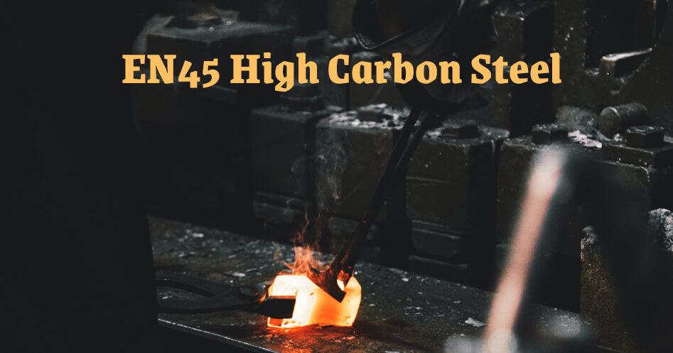 EN45 High Carbon Steel
