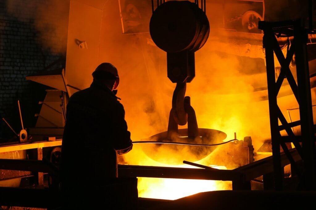 EN45 High Carbon Steel Heat Treatment